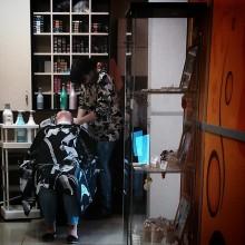 Сегодня Дани на защите красоты! :) Hairbeauty warrior! :) 687-20-55