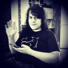 Всем привет! :)) Это Дани. Передает всем привет и желает хорошего настроения! :)