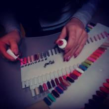 Большая разноцветная палитра Geish! beGoody – маникюр на любой вкус!))