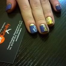 Ксения Степанова – nail- стилист салона beGoody: эффектные покрытия для самых стильных!