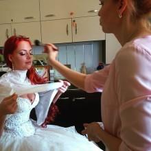 Свадебный визаж.Невеста должна быть самой красивой!