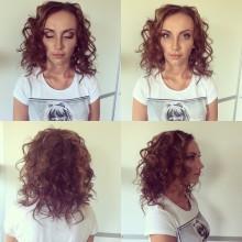 ?MakeUp&Hair: Кристина?Нежный макияж и воздушная укладка – лучший способ быть яркой на мероприятии, сохраняя легкость, и девичью привлекательность.Звоните: 687-20-55 ️