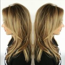 Окрашивание волос в be_Goody – это целая философия цвета! Кристина Ермолаева, – мастер, которая очень тонко чувствует нюансы. Для записи звоните  687-20-55