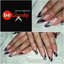 Наращивание ногтей в beGoody – это любые формы, любая длина, любые дизайны и по любому поводу! Для записи  687-20-55