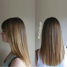 Струиться и очаровывать – вот главная задача для волос после окрашивания в @begoody.spb у мастера Кристины Ермолаевой