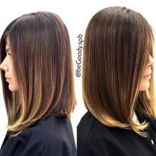 Работы по окрашиванию волос от мастера @begoody.spb Кристины Ермолаевой. Тренды-2016.