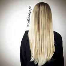 Актуальнее не бывает. Безупречный градиент-блонд от мастера @begoody.spb Кристины Ермолаевой!  687-20-55