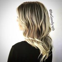 И снова шедевр от мастера @begoody.spb Кристины Ермолаевой! Окрашивание волос – очень ответственное дело!  687-20-55