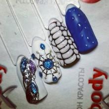 Самые роскошные дизайны от мастеров салона @begoody.spb!  Уникальный #талисман на ваших пальчиках, никаких шаблонов: only #handmade!  Пишите и звоните