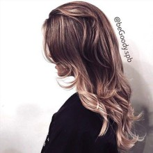 Стильное #окрашивание от мастера салона #beGoody Кристины Ермолаевой в стиле #омбре, #шатуш, #балаяж… Переливы #драгоценных камней в ваших волосах! Для записи #звоните  687-20-55 или #пишите!