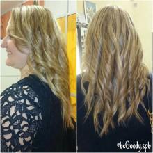 #California #style – локоны и цвет. Окрашивание волос от мастера @begoody.spb Марии Рудаковой. Для записи звоните  687-20-55 или пишите