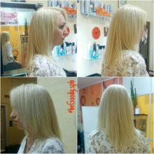 #Блонд-#меню в салоне @beGoody.spb  Создаем шикарных блондинок!  Для записи  687-20-55,  WApp I Viber 89219282576 или www.beGoody.spb.ru