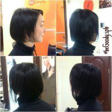 Хорошая #стрижка в салоне @beGoody.spb, а также #окрашивание волос от #LOreal #Professionnel – то, что нужно активным современным #леди!