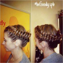 Плетение кос от нашего мастераДля записи ️ 389-59-53