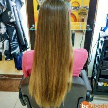 Ботокс волос на косметике Inoar от нашего мастера ЛииДля записи ️ 389-59-53
