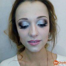 Вечерний макияж  от нашего мастераДля записи ️ 389-59-53