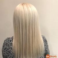 Ослепительный блонд от мастера Марии