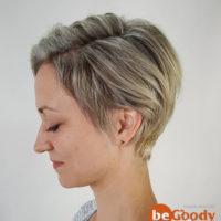 Мелирование и тонировнаие на короткие волосы. Для записи 687-20-55